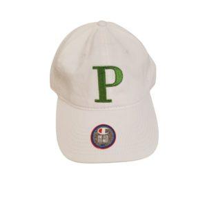 Hat White P C